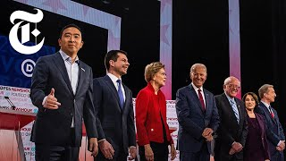 Key Moments From the Sixth 2019 Democratic Debate | NYT News
