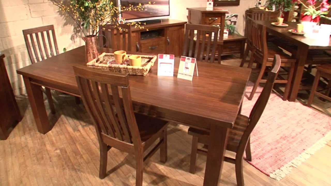Hillsdale Outback Dining Set Factoryestorescom YouTube