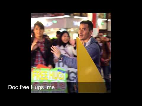 Free Hugs_ Taiwan (COVER ximending.red.house)