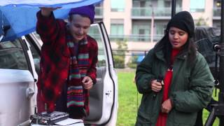 Lido Pimienta performs at No Line 9: No Tar Sands Pipelines rally