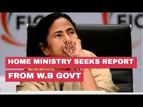 Home Ministry seeks report from West Bengal government on Doctors strike
