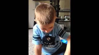 Aedon Explains His Sea Life Game