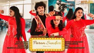 PARAM SUNDARI DANCE COVER ft Sharan's Atelier | AR Rahman | Kriti Sanon | Shreya Ghoshal