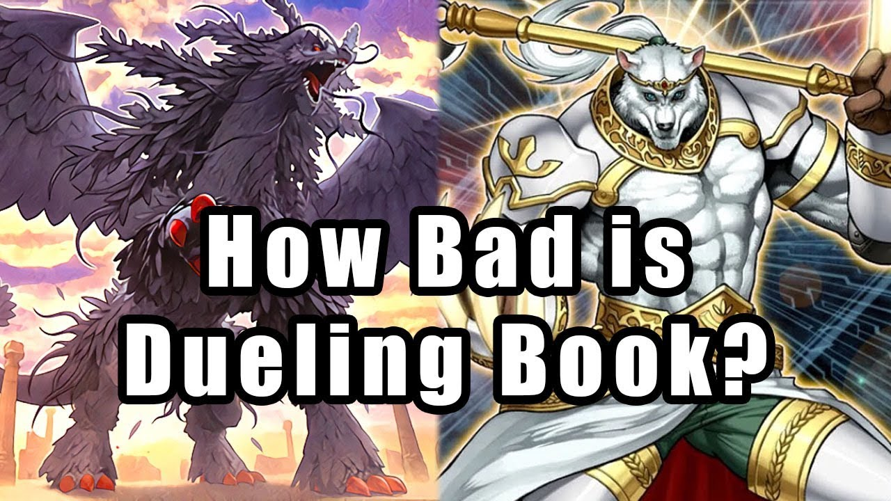 How Bad is Dueling Book? (Yu-Gi-Oh! Online Simulator)