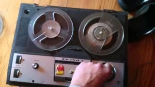 GRUNDIG ZK140T magnetofon szpulowy Thumbnail