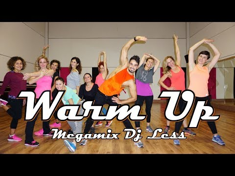 Warm Up Megamix Dj Less Zumba ( Free Download ) ⬇️