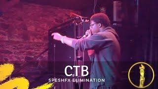 CTB   Elimination   SpeshFX Battle   American Beatbox