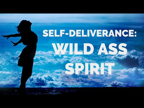 Deliverance from the Wild Ass Spirit | Self-Deliverance Prayers