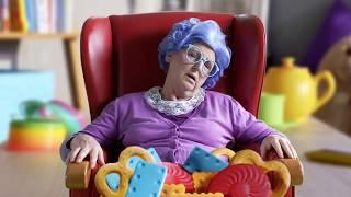 Greedy Granny - Goliath Games Commercial