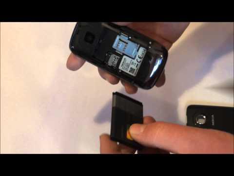 Nokia C2-02.wmv
