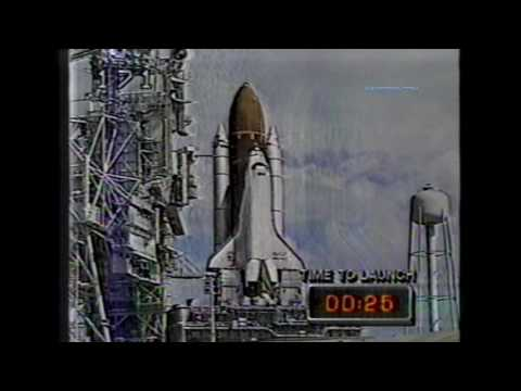 Lanzamiento del TDRS - Discovery Canal 13 1988