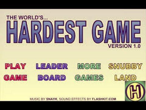 World Hardest Game MALDITO LAAAAAGGGG! Parte 1