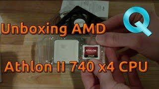 Видео обзоры AMD Athlon X4 740K
