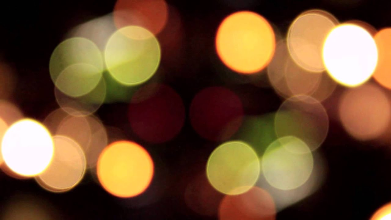 how to make custom bokeh background in photoshop