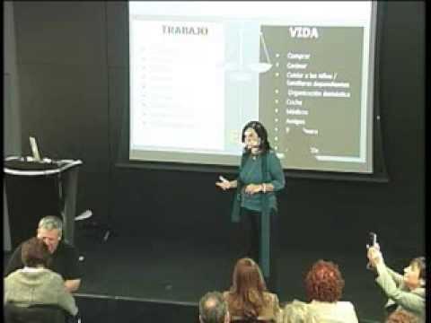 Más allá de la conciliación, protagoniza tu vida: Conchita Sánchez Turanzas at TEDxGranViaWomen