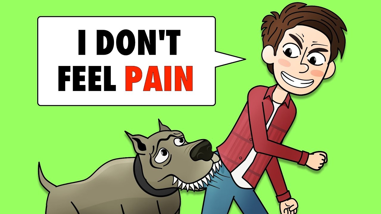 Download I Don't Feel Pain, So My Life Is In Danger