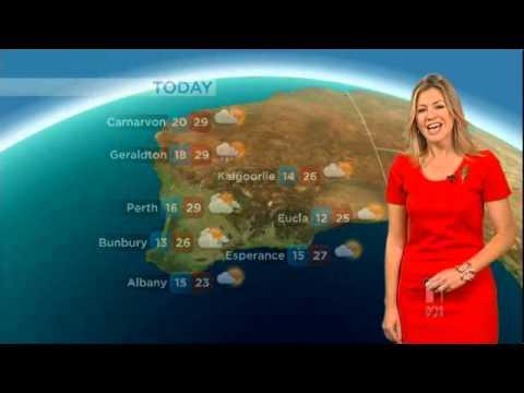 ABC1 Breakfast News Headlines & Weather 25.4 .2013