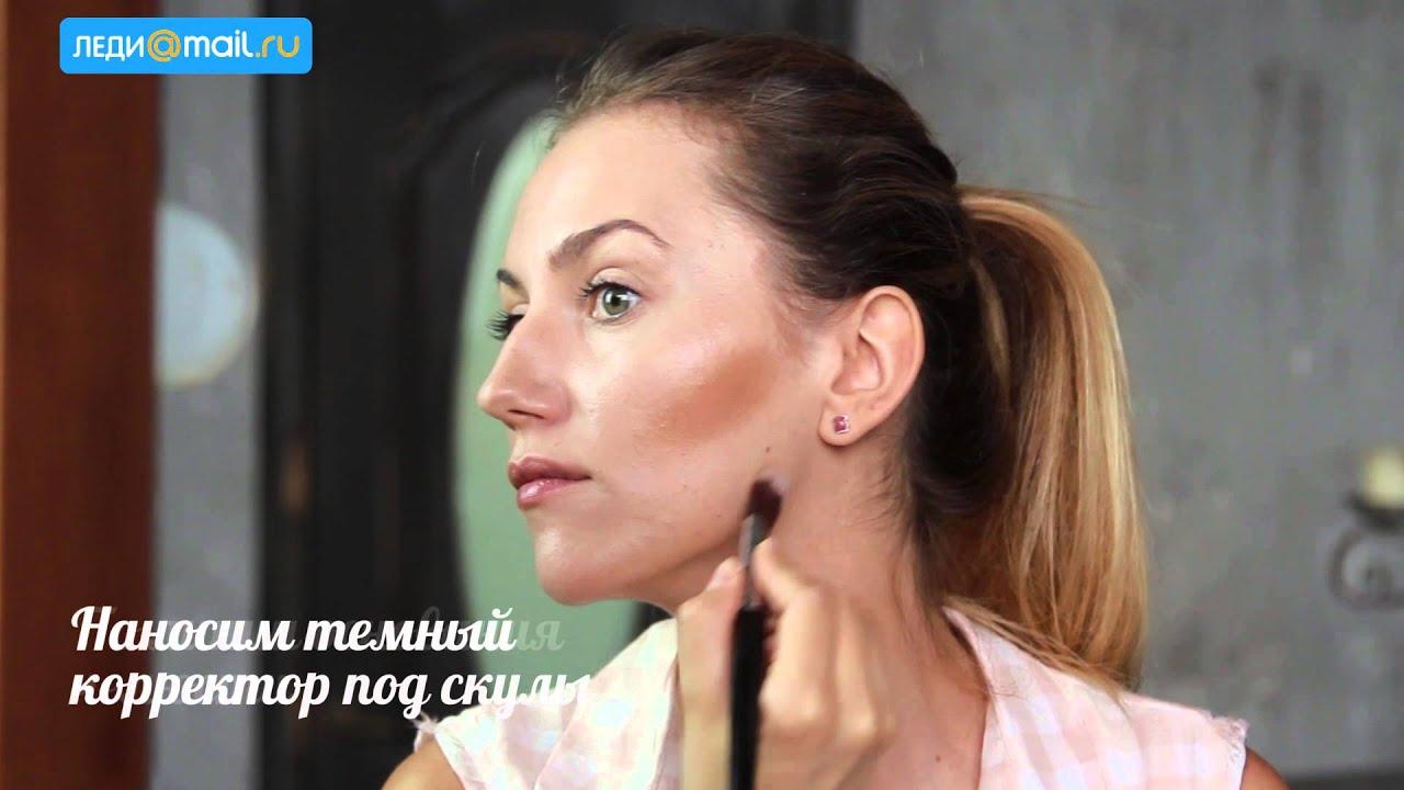 как похудеть в лице чтобы