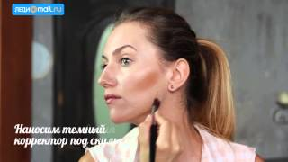 Как похудеть в лице за 5 минут