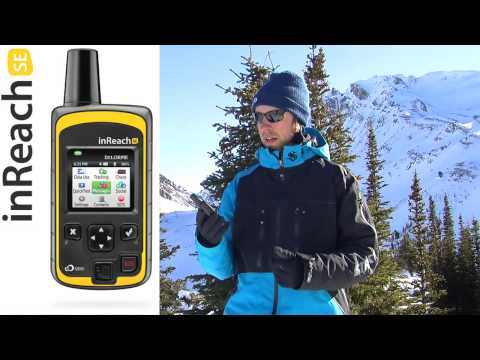 InReach 2 Way Satellite Communicator Review