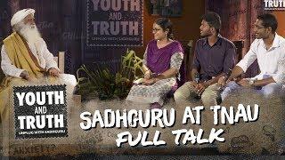 Sadhguru at TNAU, Coimbatore - Youth and Truth [Full Talk]