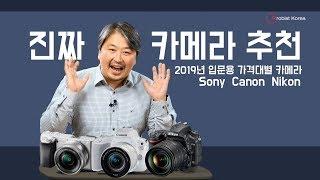 카메라 뭘 사야 하나? 직접 사 봤습니다. 소니, 캐논…