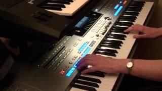 Les démons de minuit (Yamaha Tyros 5)