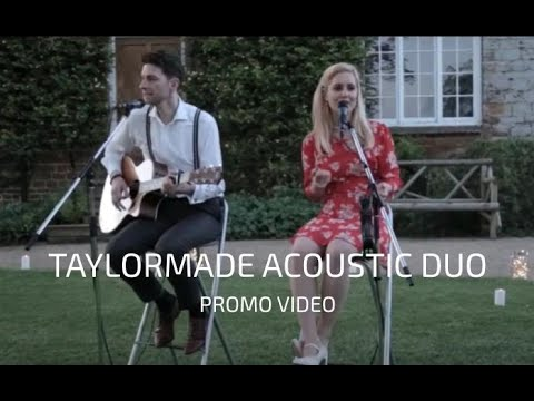 Taylormade Acoustic Duo - Wedding Promo Video