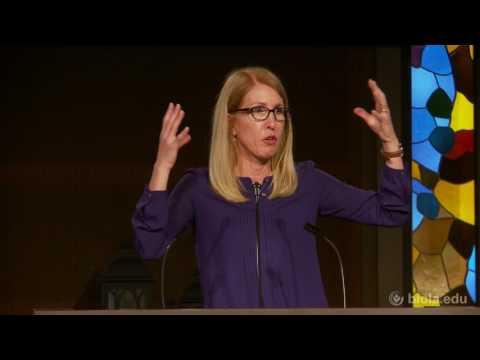 Karin Stetina: Reflecting God's Glory [Talbot Chapel]