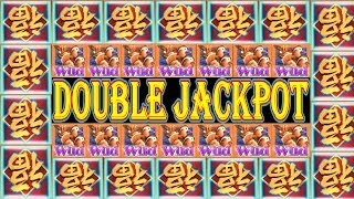 ☯ DOUBLE JACKPOT HANDPAY $20 BET ☯ CHINA SHORES WINNINGS | LOTUS FLOWER | ☯