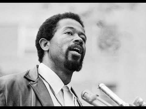 Eldridge Cleaver speaking at UCLA 10/4/1968