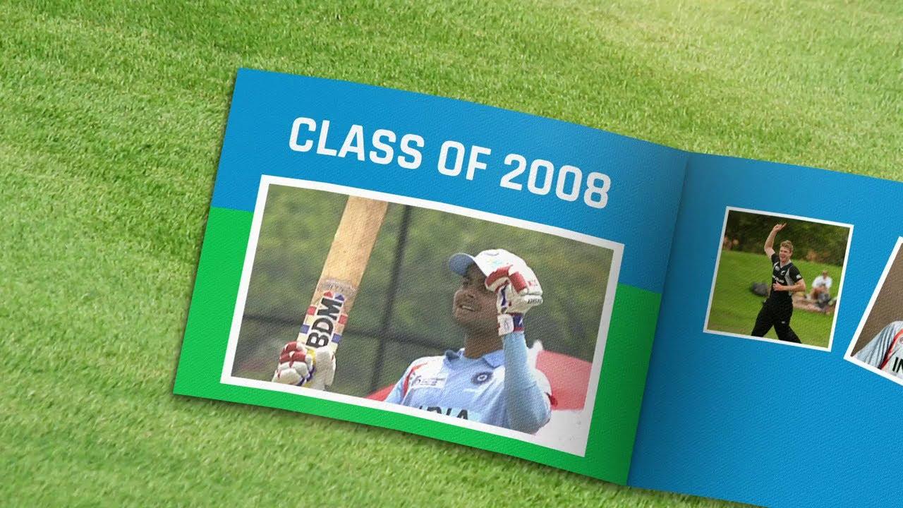 ICC U19 CWC: The class of 2008