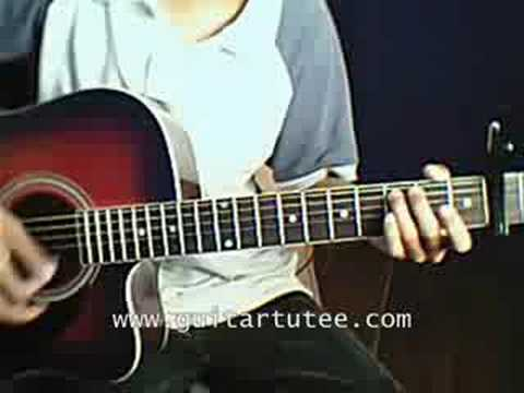 Death Cab for Cutie - Crooked Teeth Chords | Heartwood Guitar