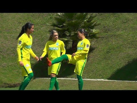 Atlético Nacional Femenino, comenzó la pretemporada...