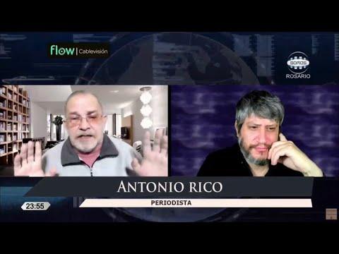 Antonio Rico: muchos nombres, pocas definiciones