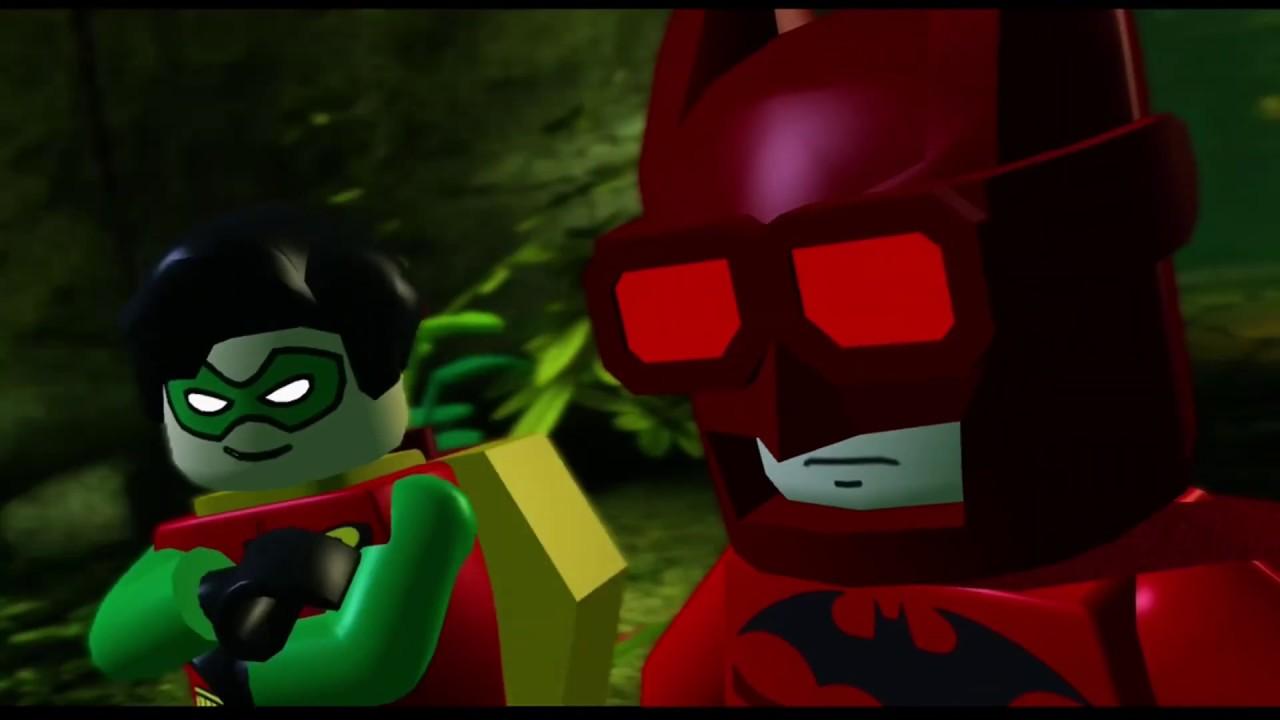 LEGO Batman: The Video Game Walkthrough Ep. 4 - A ...