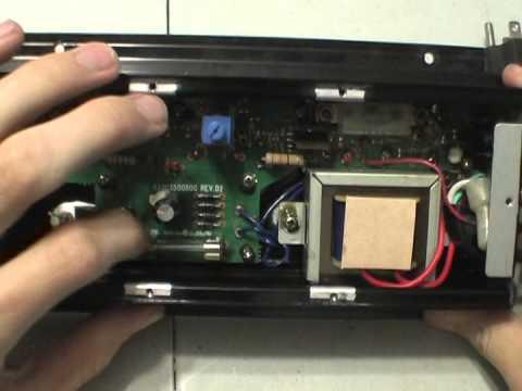 Teardown: Holland HCA-5051 Cable TV amplifier