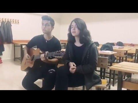 Delibal - Mutlu Sonsuz Cover (Beyza Emre)