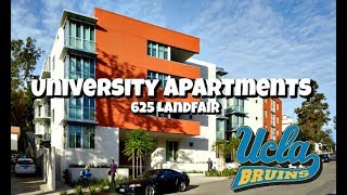 UCLA University Apartments | Landfair Tour