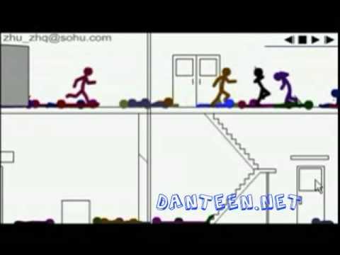 flash kung-fu đánh nhau cực hay (Danteen.net)