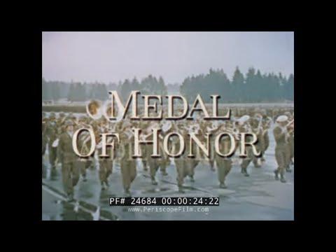 MEDAL OF HONORAUDIE MURPHYTREASURY DEPT. PROMO FILM 24684