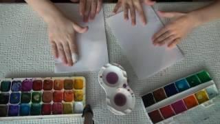 Детский мастер класс: Рисуем сказочных животных/ DIY Kids: Drawing fairy animals