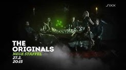 The Originals sixx Trailer Staffel Season 2 german deutsch