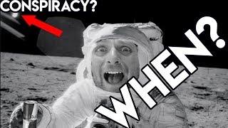 Crypto Conspiracy -is Bitcoin already on the Moon
