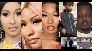 Cardi B Give Props Nicki Minaj, Cardi Needed Meg for Clout? Smack Peso Pass hours after release