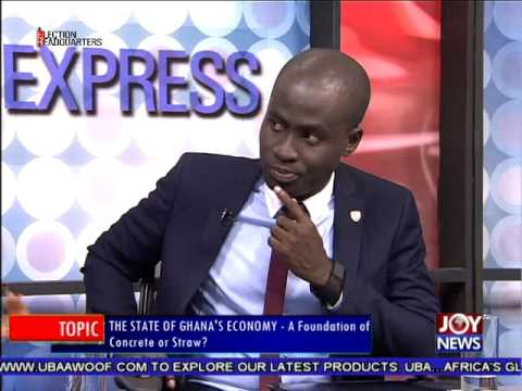 The State of Ghana's economy - PM Express on Joy News (8-9-16)