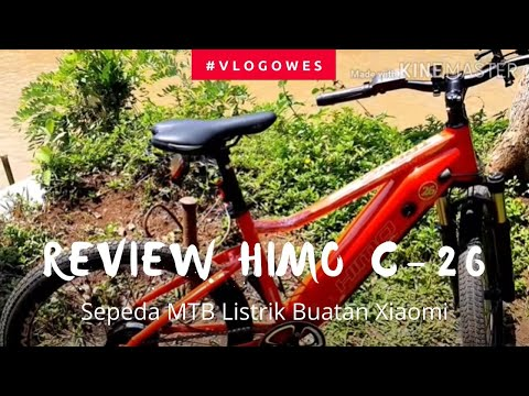 Test Ride : HIMO C26, Sepeda MTB Listrik Buatan Xiaomi