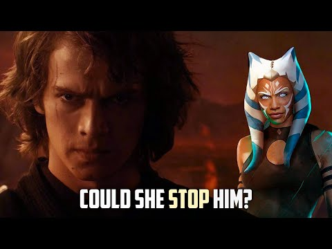 What If Ahsoka Tano Was At Mustafar To Stop Anakin?