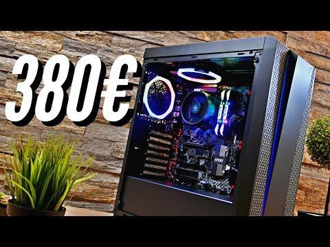 GAMING PC ZA 380€?