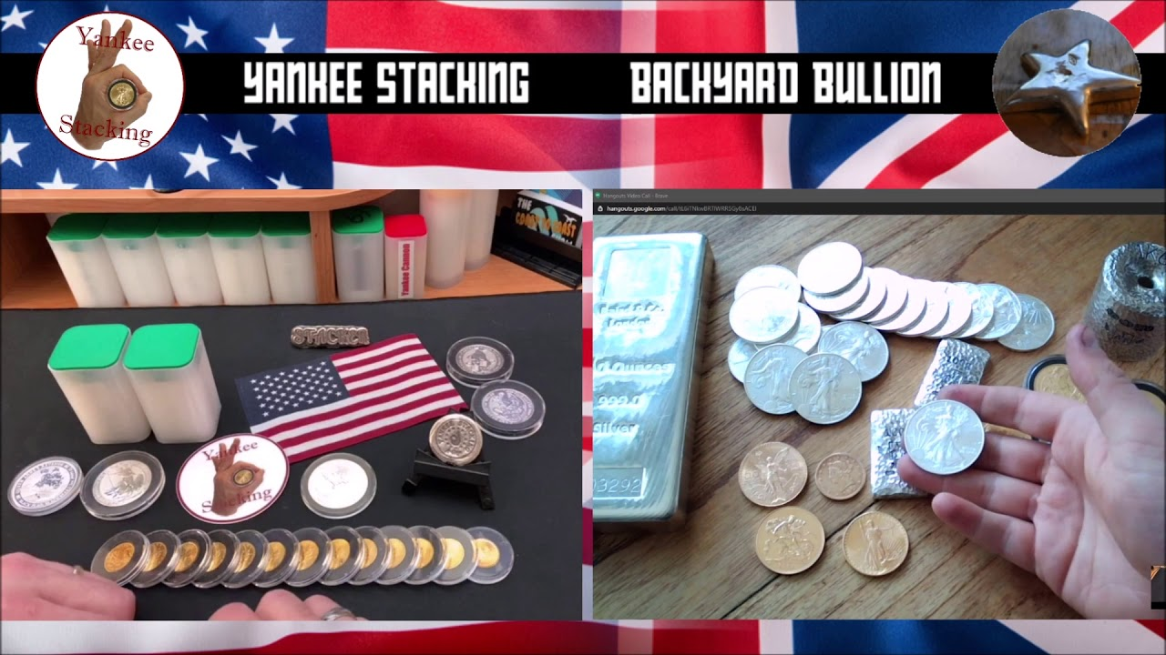 This is the real value of silver and gold! | International Insights with Yankee Stacking